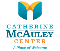 Catherine McAuley Center Vertical Logo With Tag - RGB-1