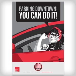 Park Like A Pro Poster