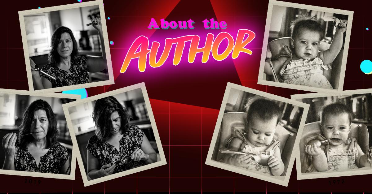 Summer of Nostalgia - Jen Author