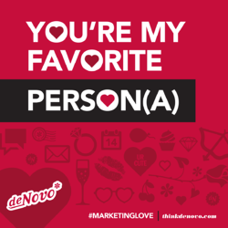 de Novo Valentines for Marketers - Image 1